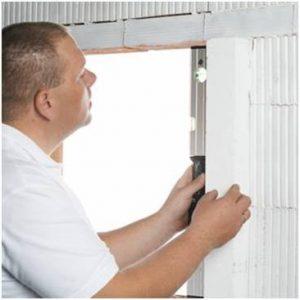 Klima Konform aknapaigaldusprofiilide paigaldamine