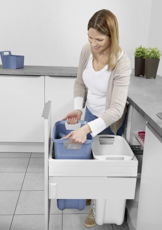Hailo pesukorvide süsteemid aitavad luua korra majapidamisruumides. Kappidesse või sahtlitesse paigutatavad pesukorvide süsteemid aitavad maksimaalselt kasutada hoiuruumi ja sorteerida kohe pesemist vajava pesu värvide või materjalide järgi.